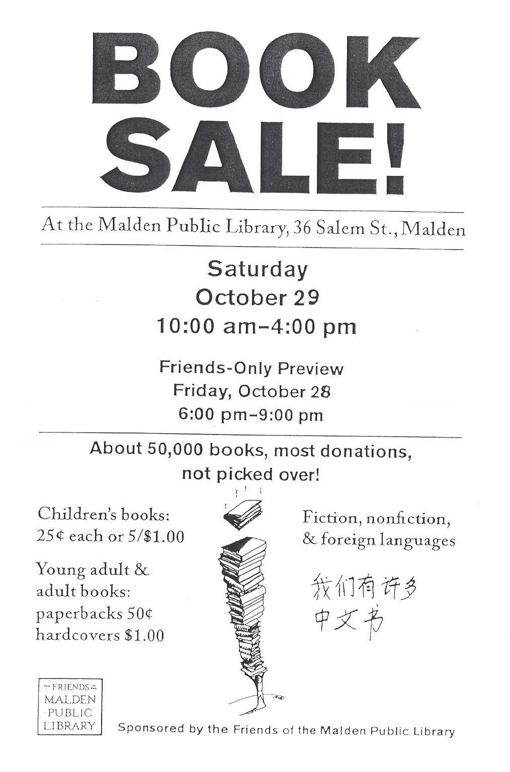 book-sale-flyer