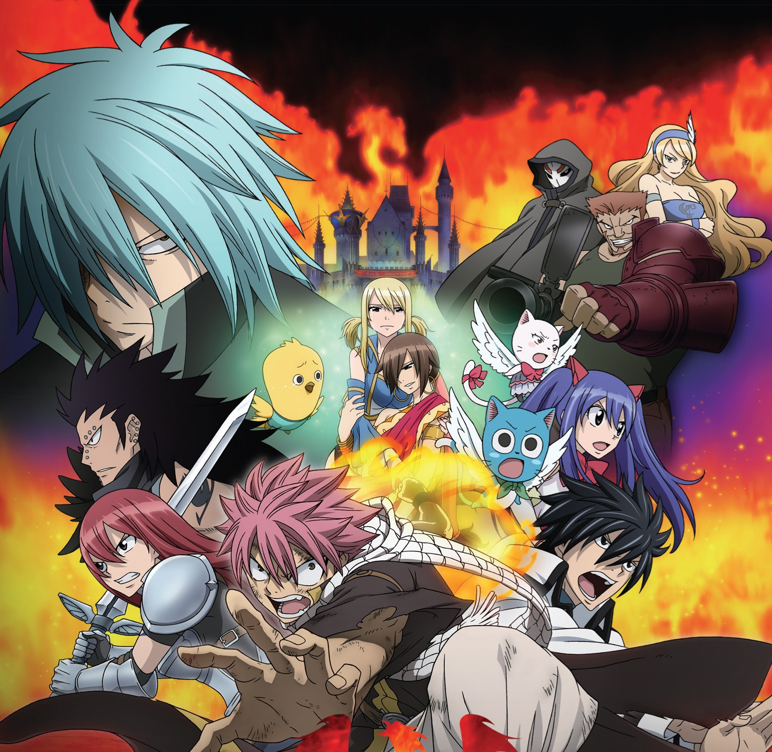 adult fairy tail